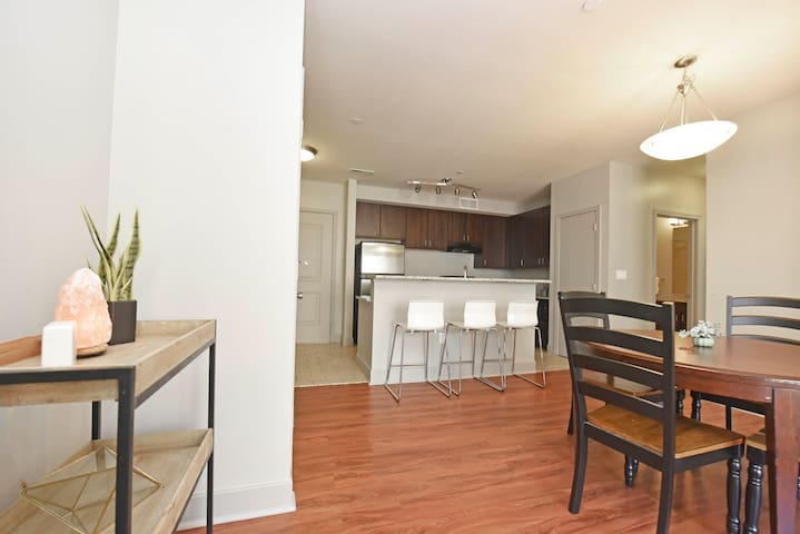 Awesome Apartment in Downtown