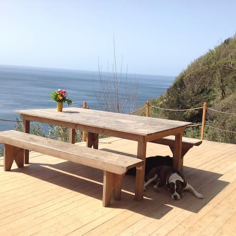 Terrace where you will enjoy your breakfast