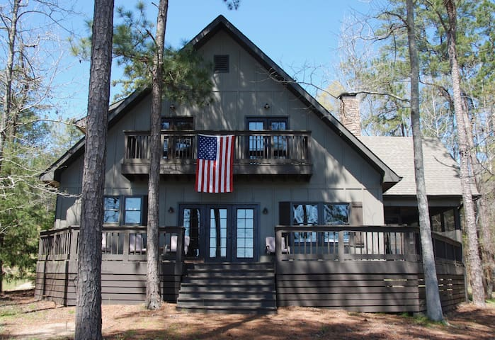 Addie's Place at Lake Martin near Real Island