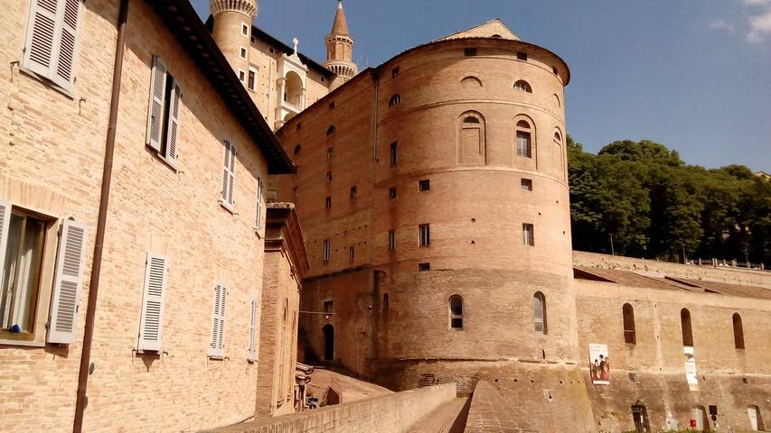 B&B Castelboccione - Urbino - Bed & Breakfast