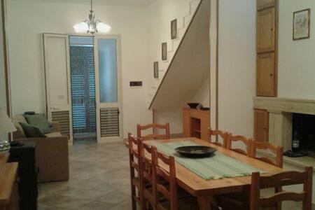 Appartamento a 100 metri dal mare - Marina di Andrano - Apartemen