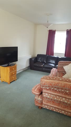 St Ives/Carbis Bay, 2 bedroom apt with parking - Carbis Bay - Pis