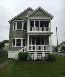 Great 2 Bedroom + 2nd floor in CM; close to beach! - Cape May