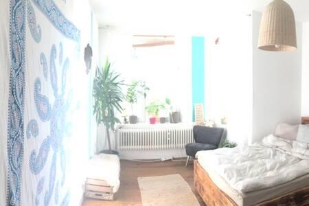 Schönes helles uninah Zimmer in 3wg - Kiel