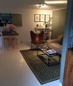 Charming 1 room basement apartment - Bagsværd