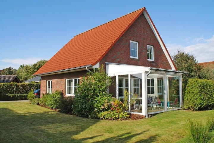 4 star holiday home in Burhave
