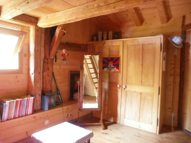 1 chambre privée dans maison Chamonix/Servoz