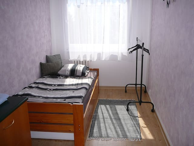 Nice quiet room not far from center - Prague - Appartement