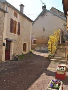 """Bienvenue au Gîte le PL""""AISY""""R  de Marie/Olivier."""