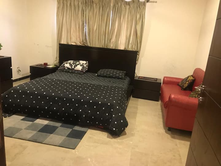 Family town house two beds for accommodation