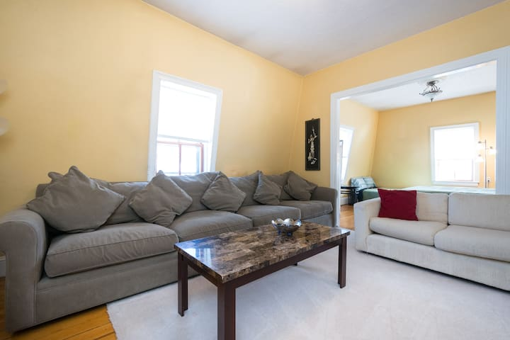 Reasonable in the Heart of the City - Providence - Appartement en résidence