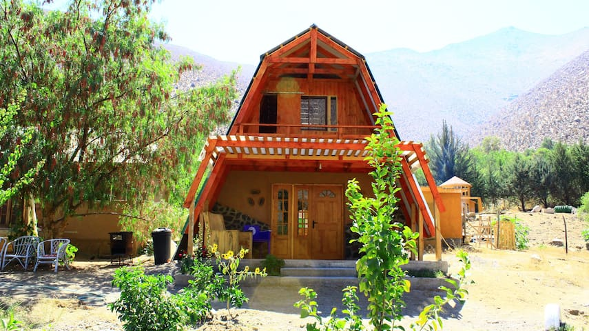 Astro Elqui - Vicuña - Nature lodge