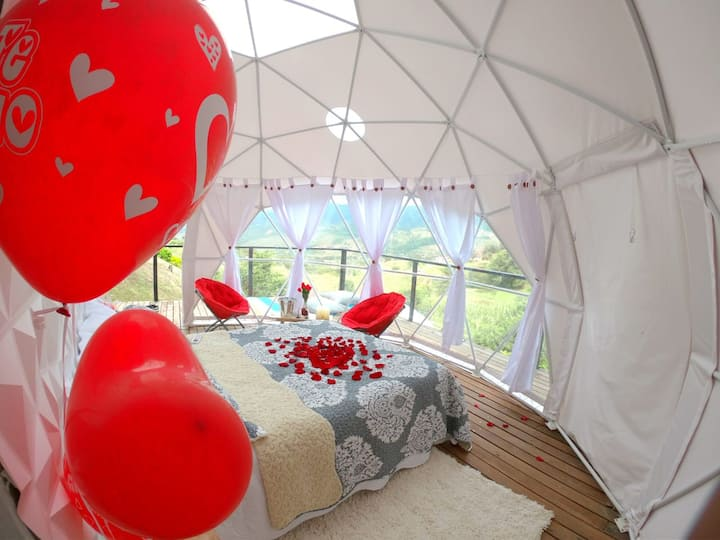 Glamping Villa Luces