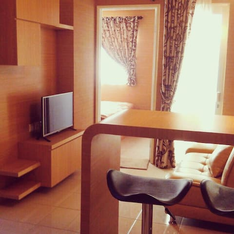 Small Apartment near Malls - Jakarta
