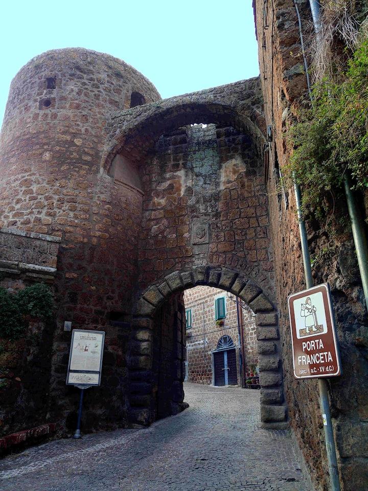 Alloggio turistico Porta Franceta