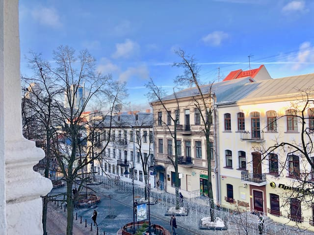 AUTHENTIC EXPERIENCE IN HISTORICAL CITY CENTER ♕