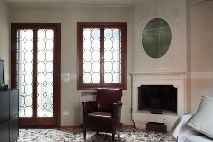Apartment in Ca' Paruta