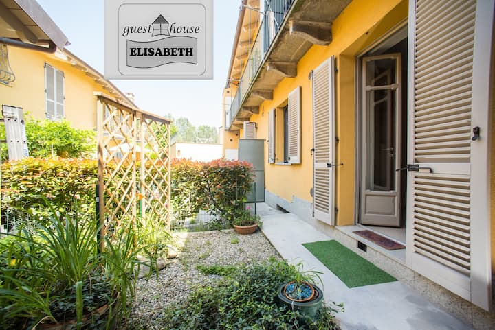 AFFITTACAMERE GUEST HOUSE ELISABETH- Miradolo (TO)