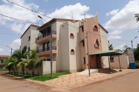 Au coeur de Ouaga / In the heart of Ouaga - Ouagadougou
