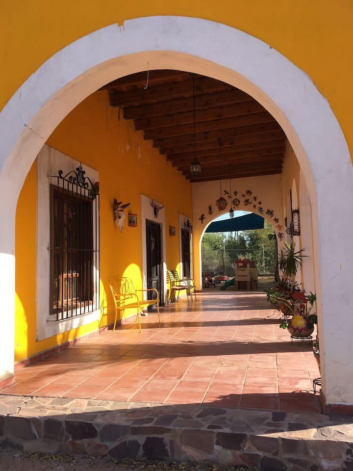 Hacienda Las Bonitas