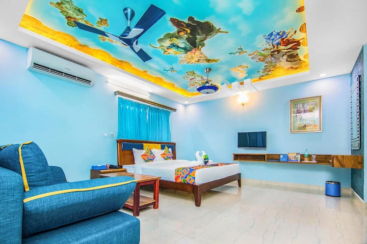 Fabulous Rooms in T Nagar at Chennai
