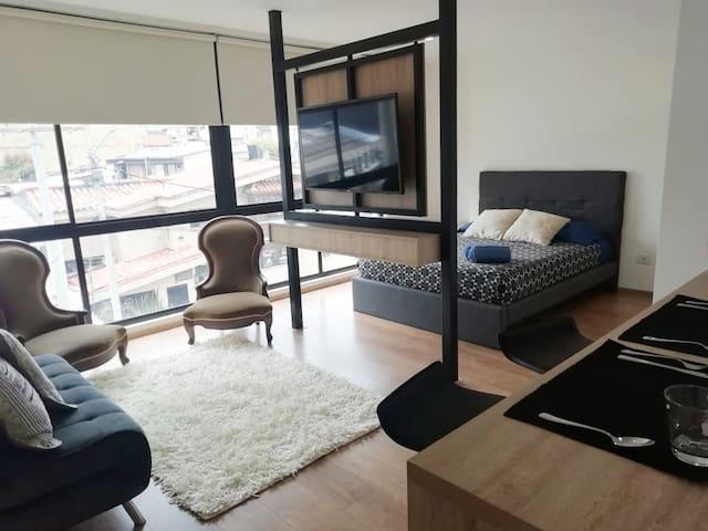 Your trendy Usaquen Apartment - 306