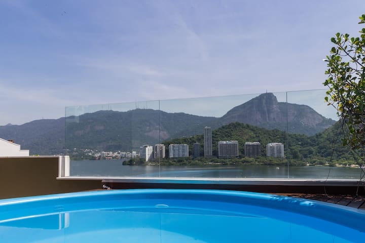 IPANEMA LUXURY PENTHOUSE with MAID