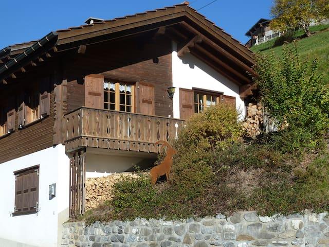 Ferienhaus Stutz rechts