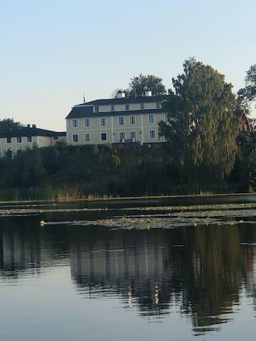 Gripensnäs Herrgårds Sjöstugan