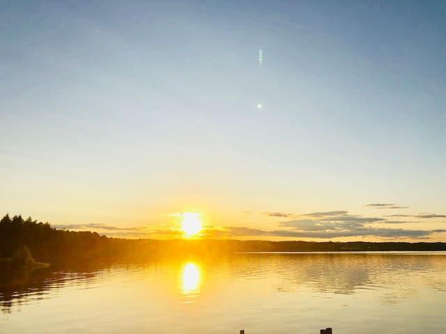 1700-tals torp vid Orsasjön utan el