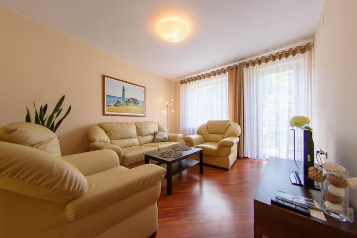 Villa Turris - magiczny apartament