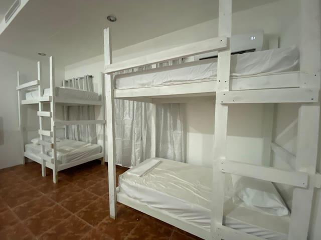 Hostel PR - Shared Mixed Bedroom Bunk Bed #5