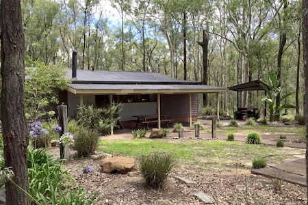Belford 4 bedroom Bushland cottage - Pokolbin - Haus