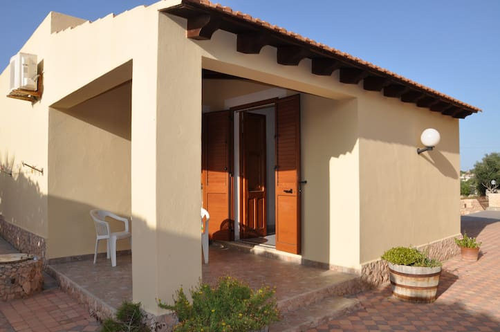 Appartamento per due persone a Lampedusa