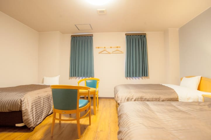 Very Large Room - Free Parking - Max 4 people