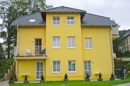 """Villa """"Sonnenschein"""" 2 - Am Kurpark - Bad Schlema"""