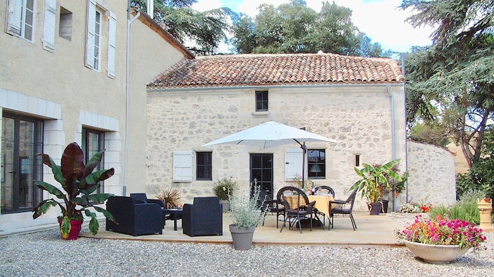 Family suite, Chateau de Larrouze