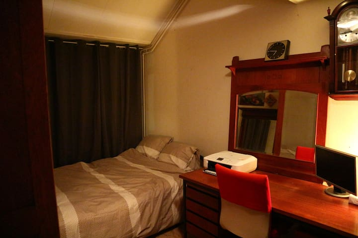 Great guest room in great location(15 from center) - Diemen - Dom