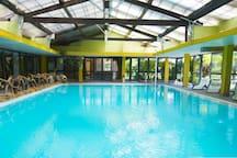 Natura e relax, 2 piscine a 35 minuti dal mare!