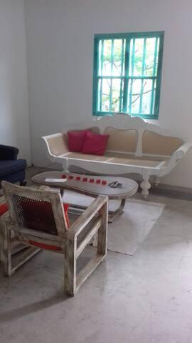 Comfortable studio apartment in Colombo