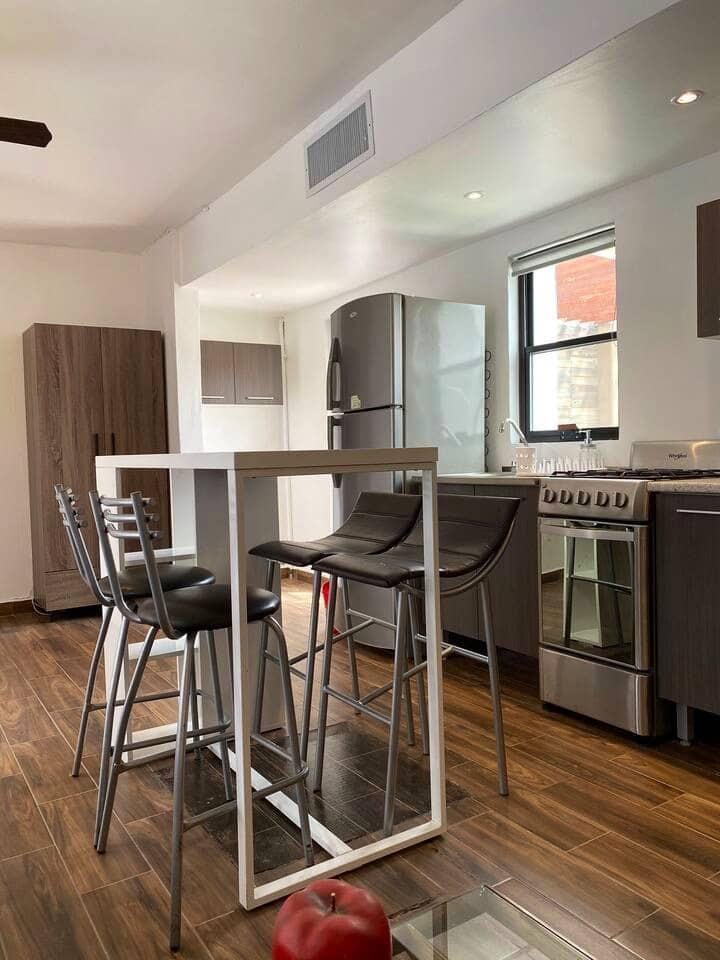 Loft moderno, confortable y céntrico.