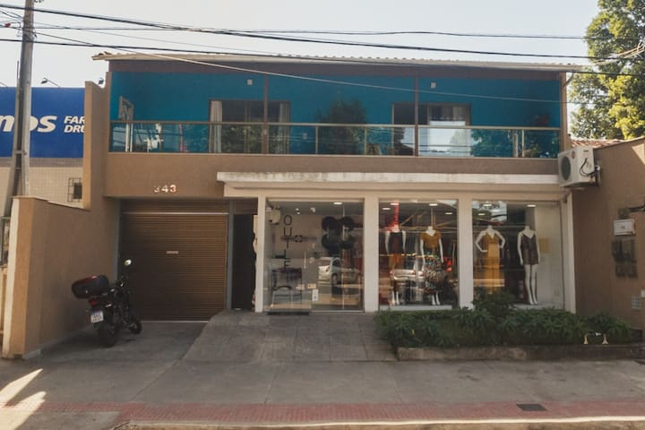 Casa/suíte privativa em Vitória B. República