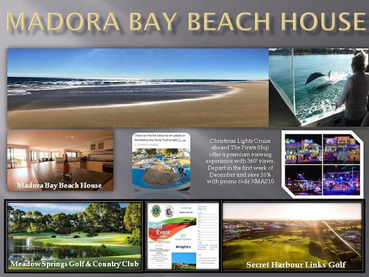 Spacious comfortable modern home close to beach