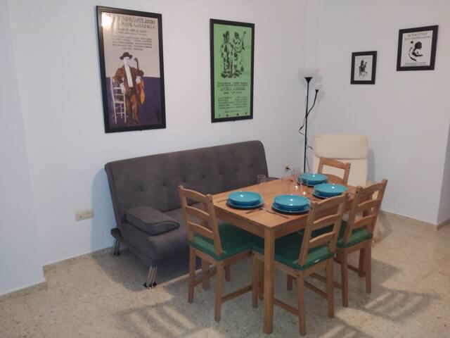 Apto para Vacaciones garaje incluido - Chipiona - Lakás