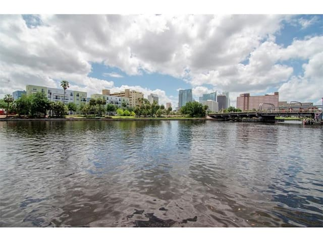 Downtown Loft/Condo- Under 4.5 Miles to Airport - Tampa - Appartement en résidence
