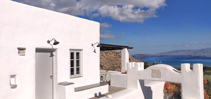 Villa Danai-traditional house,Paros