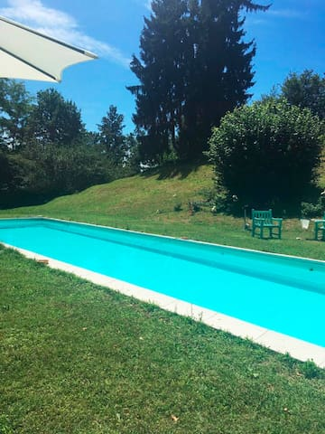 Tenuta La Contenta -country villa with pool-4 bdrs