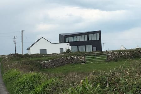 Contemporary Luxury Cottage near Cliffs of Moher - Liscannor - Talo