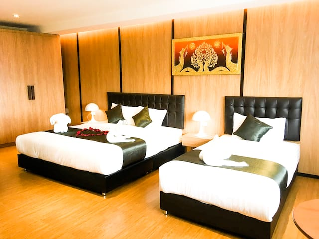 My Place Chaweng Beach (Triple room type)