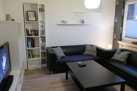 Helle Erdgeschosswohnung in Minden - OT Kuhlenkamp
